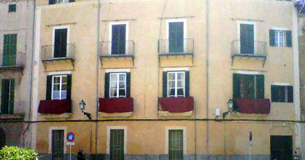 Tradicionales Damasos para balcones