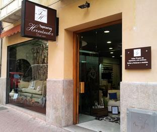 Exterior Tapicerías Hernández